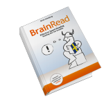 BrainRead Book Cover English 3D