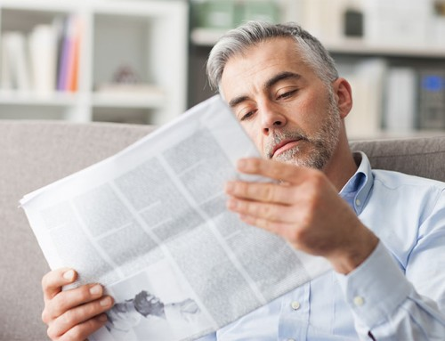 Workers Spend Half Of Workday Reading – Does Fast Reading Affect Your Eye-Sight?