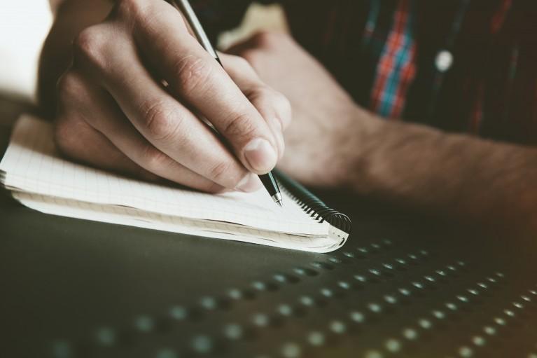Texte schreiben