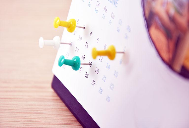 Tagesablauf optimal zu organisieren