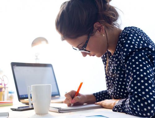 Vom Vorsatz zum Umsetzen – ablenkungsfrei arbeiten