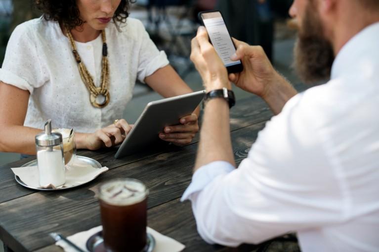E-Mails für Smartphones schreiben