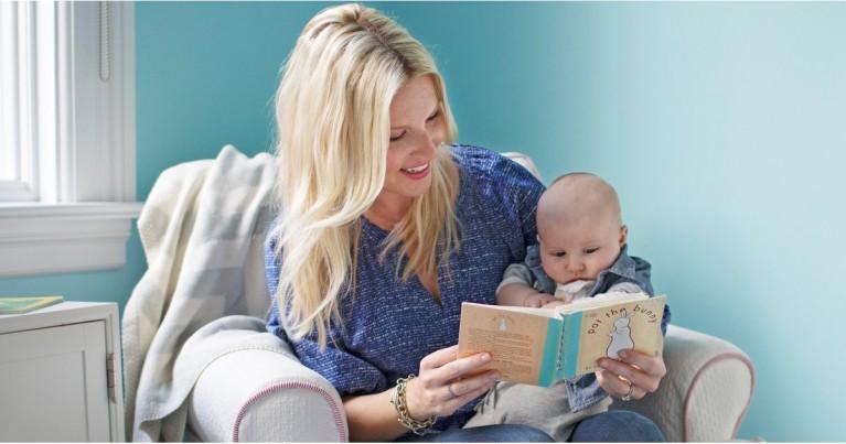 Kinder lernen lesen
